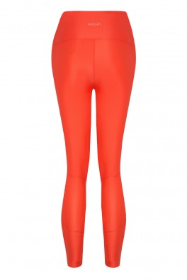 Lulu ECONYL® Orange Legging
