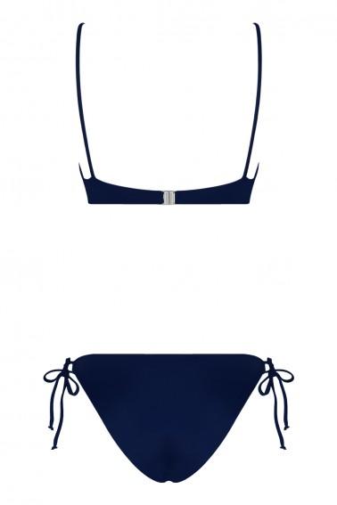 Tammy ECONYL® Navy Bikini