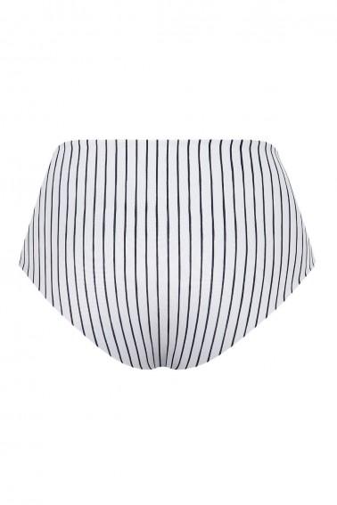 Calypso Black & White High ECONYL® Bottom Reversible