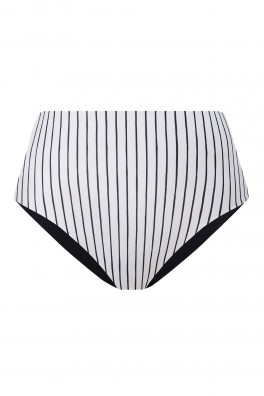 Calypso Black & White High ECONYL® Bottom Reversible
