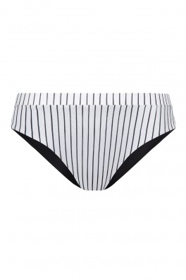 Calypso Black & White Low ECONYL® Bottom Reversible