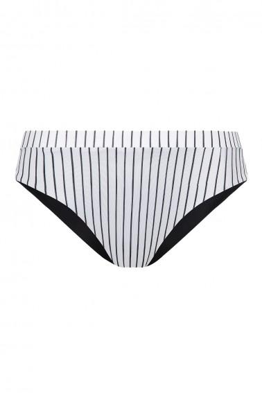 Calypso Black & White Low ECONYL® Bottom Reversible