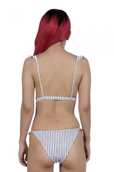 Eudora Ruffle Bikini Altı