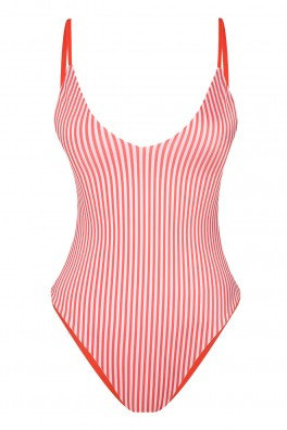 Halie Clementina ECONYL® One Piece Reversible
