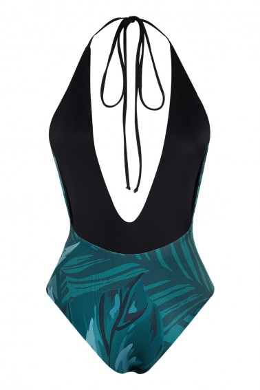 Ianeira Tropical ECONYL® One Piece Limited Print Reversible